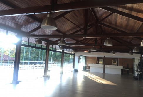 ACTA Arquitetura Corporativa - SESC VN - Lounge